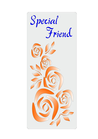 DL - Special Friend Roses