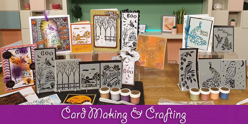 Card making and Crafting