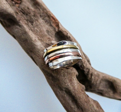 multi metal twiddle ring our top 5