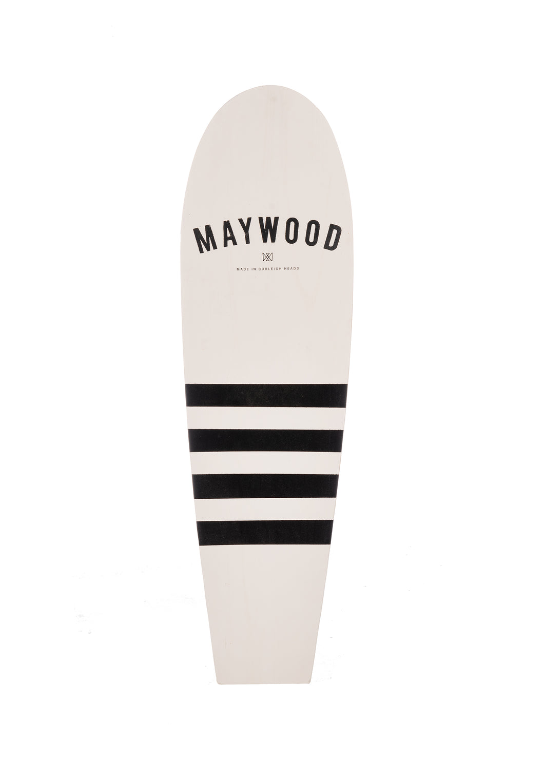 Grom Board Double Sided - 4'0 (White/Natural)