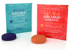 aromasqueezeme aromatic play dough for adults