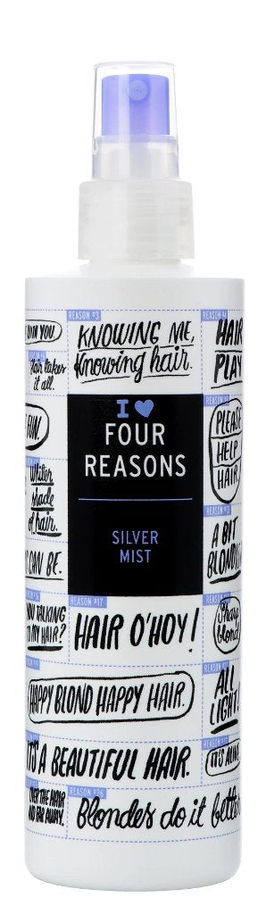 Four Reasons Silver Mist 250ml - - Ihanathiukset.fi