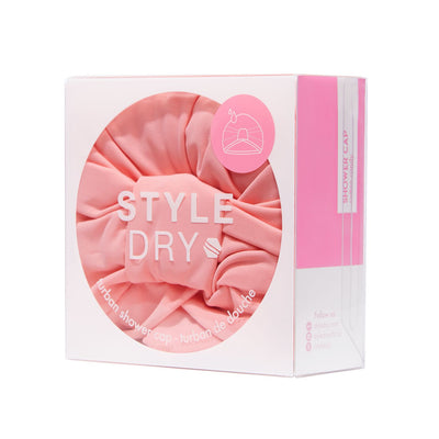 StyleDry Turban Shower CapCotton Candy