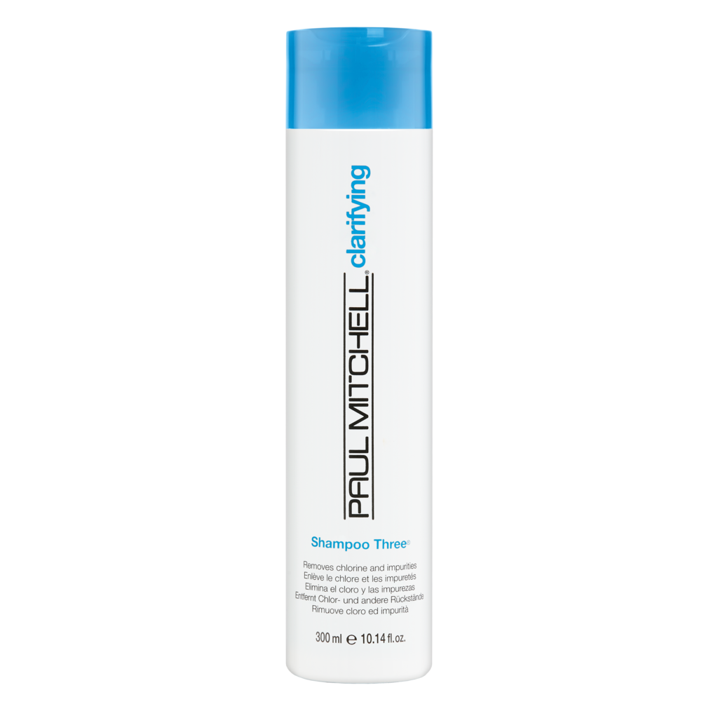 Paul Mitchell Clarifying - Shampoo Three - Shampoo - Ihanathiukset.fi