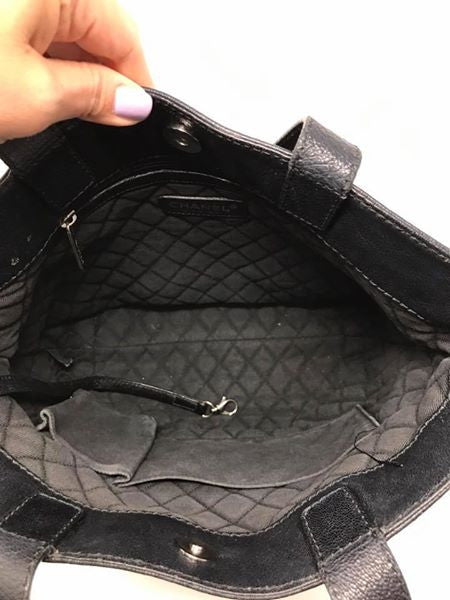 Chanel Perforated Tote