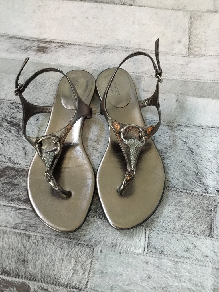 GUCCI SANDALS SIZE 36 1/2