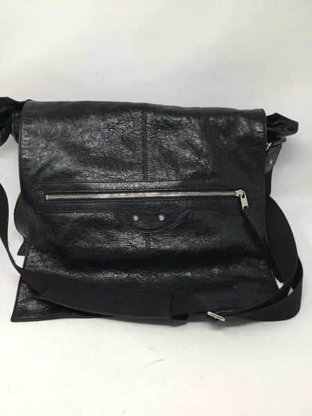 BALENCIAGA MOTOCROSS MESSENGER BAG