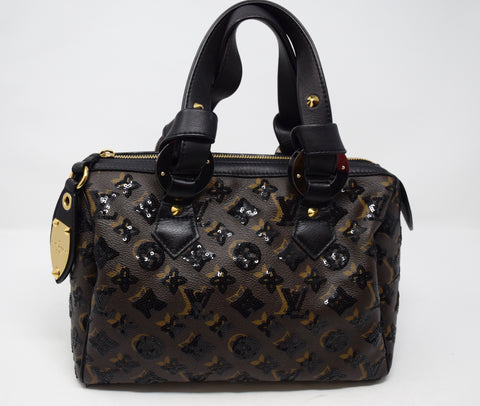 LOUIS VUITTON MONOGRAM SPEEDY ECLIPSE 28