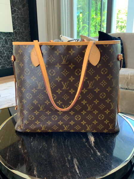 LOUIS VUITTON MURAKAMI NEVERFULL MM