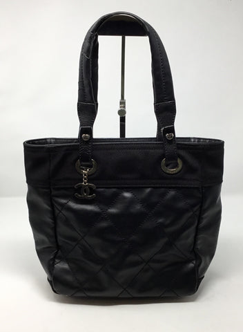 CHANEL PARIS-BIARRITZ SMALL TOTE