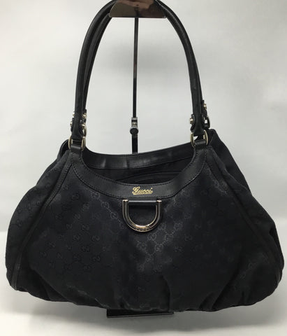 GUCCI GG D-RING HOBO