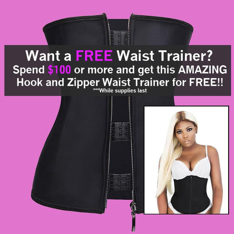 Get a FREE Waist Trainer! Find Out How.....