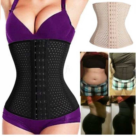 Her Daily Deal Waist Training Corset