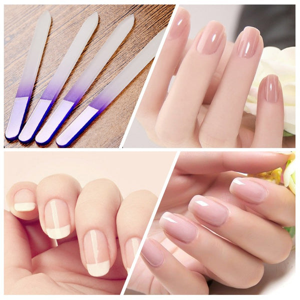 Nail File Manicure Tool (4 Pieces) - 60% OFF – Her Daily Deal!