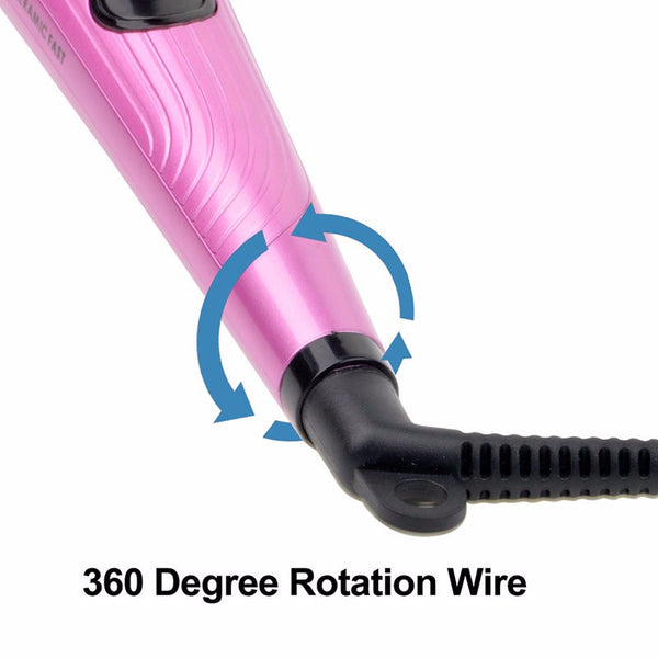 Hair Salon Spiral Curl Ceramic Curling Iron