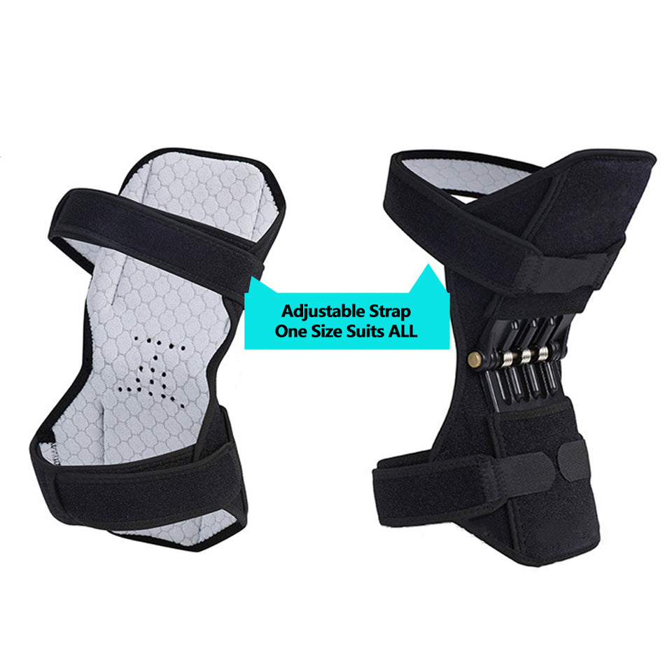 Breatheable Joint Support Knee Protector (Pair)
