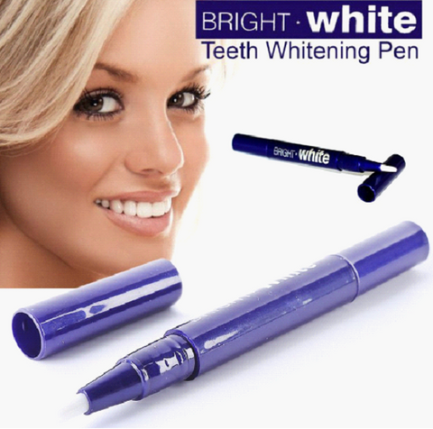 Teeth Whitening/Stain Erasing Gel Pen