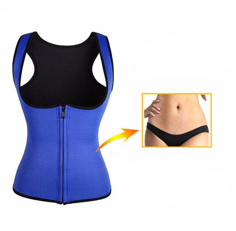 Waist Training Fat Burning Vest