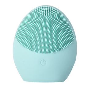 Sonic Facial Cleansing & Massaging Brush