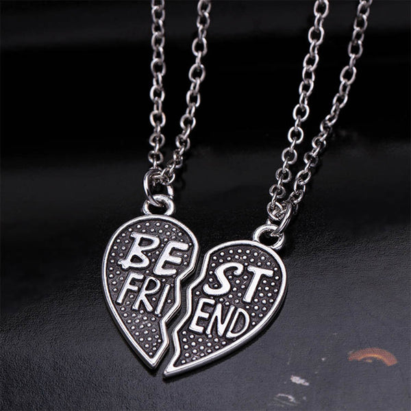Two Piece Best Friends Forever Necklace (7 Variatons)