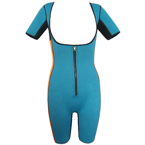 NEW 2019 Full Thermo Neoprene Sweat Bodysuit (S - 5XL) SAVE up to 60% TODAY!