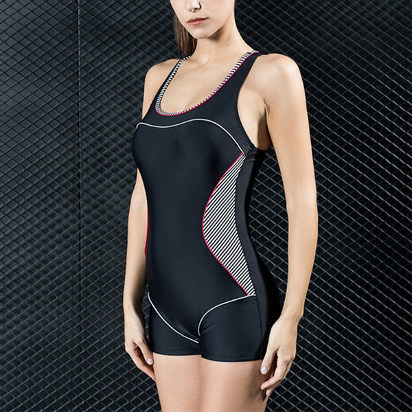 NEW One Piece  Professional Swimsuit (3 Colors)