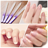 Nail File Manicure Tool (4 Pieces) - 60% OFF
