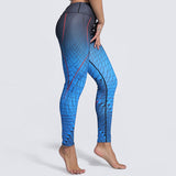 Printed Fitness Leggings 2 Styles