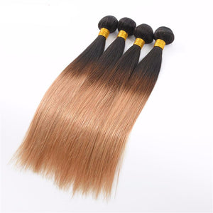 Brazilian Straight Hair Weaves