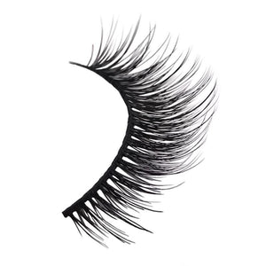 3 Pairs Natural False Eyelashes -SAVE 50% OFF TODAY