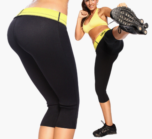 Fat Burning, Neoprene Quick Dry Body Slimming Pants