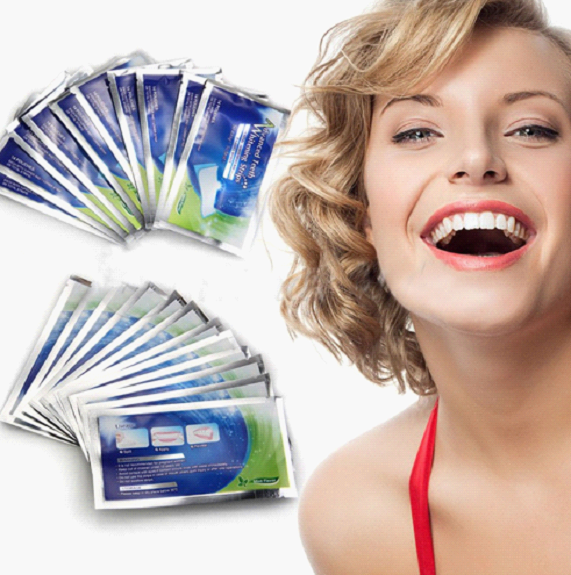 Teeth Whitening Strips (14 Pack)