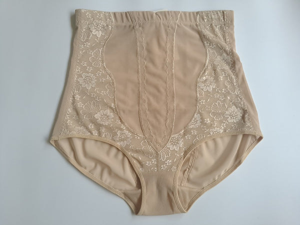 Plus Size Tummy Control Panty (2-in-1)