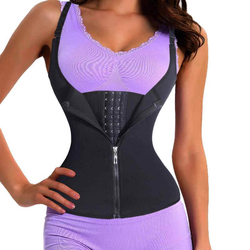 Adjustable 2-in-1 Waist Shaping Vest (S - 6XL) - SAVE up to 70% TODAY!
