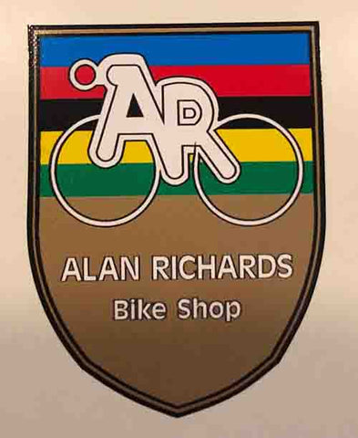 Alan Richards Crest-H Lloyd Cycles