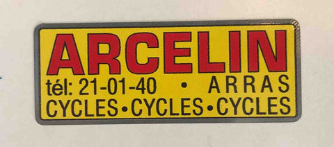 Arcelin detail-H Lloyd Cycles