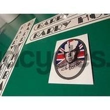 Barry Hoban decal set-H Lloyd Cycles