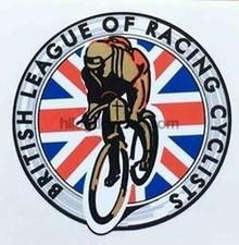 BLRC roundel.-H Lloyd Cycles