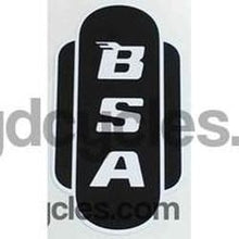 BSA modern head/seat tube crest.-H Lloyd Cycles