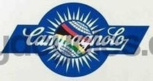 "CAMPAGNOLO ""romboid and circle"" decal.-H Lloyd Cycles"