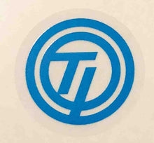 "Carlton circular ""TI"" decal.-H Lloyd Cycles"