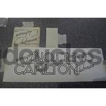 "CARLTON ""Clubman"" decal set. NOS-H Lloyd Cycles"