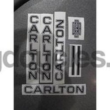 CARLTON Decals Set-H Lloyd Cycles