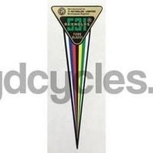Claud Butler Reynolds 531 fork with olympic bands-H Lloyd Cycles