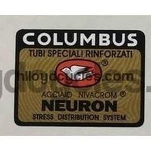 Columbus Neuron Tubing Decal-H Lloyd Cycles