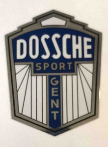 Dossche Sport Head Decal-H Lloyd Cycles