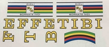 Effetibi Decal set-H Lloyd Cycles