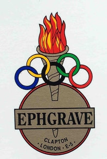 Ephgrave Head Decal-H Lloyd Cycles
