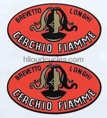 FIAMME red rim transfers.-H Lloyd Cycles