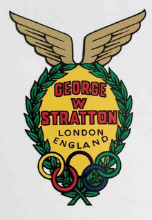 Geo Stratton Crest-H Lloyd Cycles